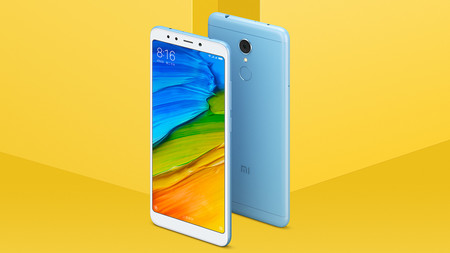 Redmi 5 Comparativa
