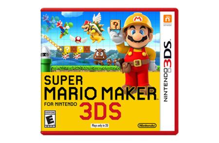 En Super Mario Maker para N3DS no podrás habilitar el efecto 3D