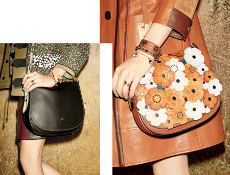 Coach Saddle Bag Lookbook Digital 4