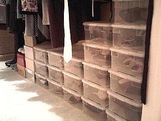 Grandes soluciones para espacios peque os qu hacer con - Cajas almacenaje ropa ...