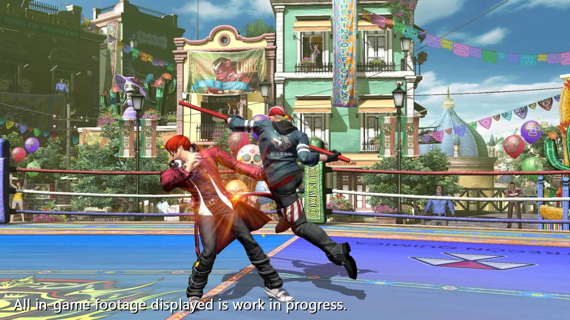 Foto de The King of Fighters XIV (1/13)
