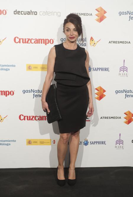 Neus Asensi Festival Cine de Málaga 2014 presentacion