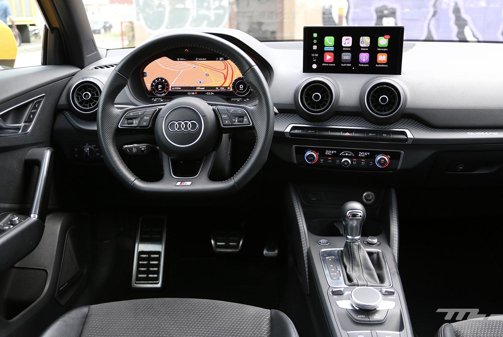 Foto de Audi Q2 (prueba) (11/17)
