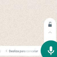 Cómo activar el bloqueo de grabación de las notas de voz de WhatsApp para Android