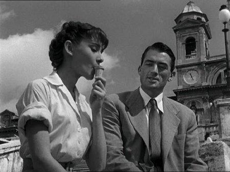 Audrey, llévame contigo a Roma y hazme soñar con aquellos tiempos