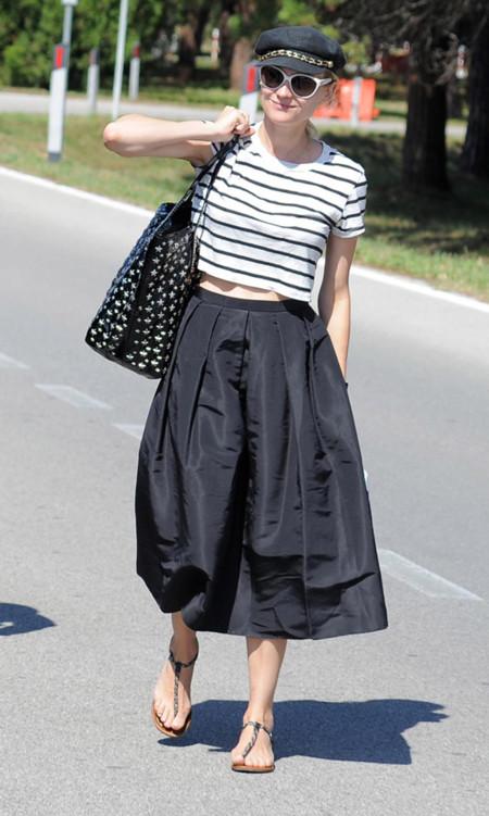 Diane Kruger look calle
