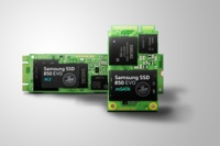Samsung trae memoria 3D NAND TLC a unidades 850 EVO ultra-compactas