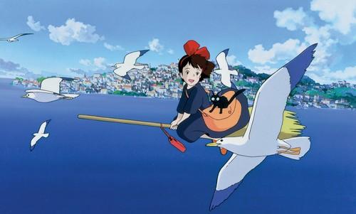 Animación | 'Niki, la aprendiz de bruja', de Hayao Miyazaki