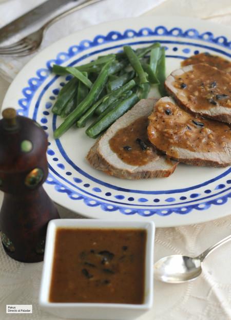 Cómo hacer salsa Périgueux