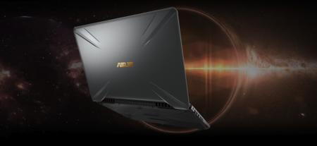 Ahorra 100 euros en este portátil gaming low cost en eBay: ASUS TUF FX505DT por 599 euros con envío rápido y gratis desde España