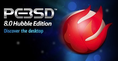 PC-BSD 8.0 disponible