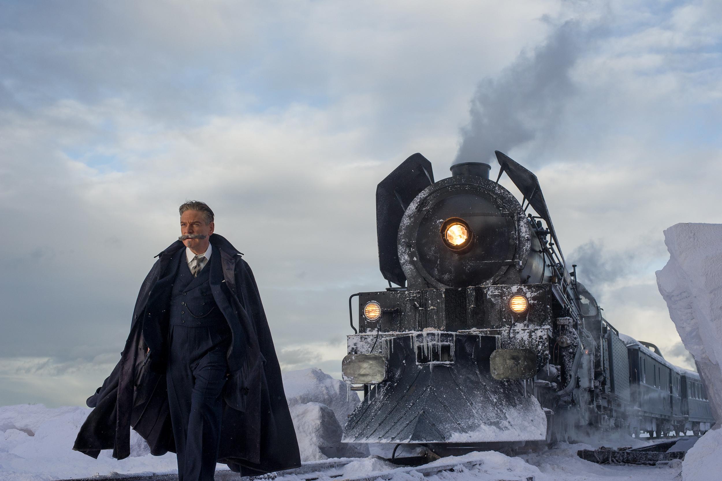 Vestuario 'Asesinato en el Orient Express'