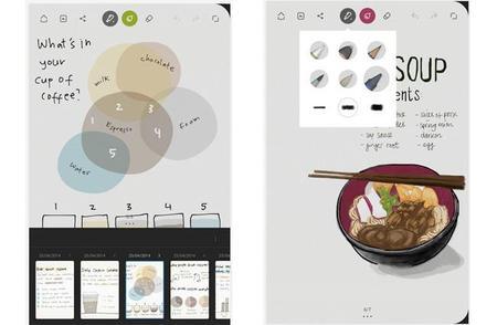 Bamboo Paper, creada por Wacom, llega a Android