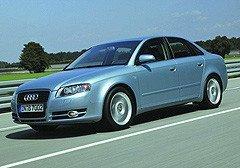 Nuevos Diesel para el Audi A4