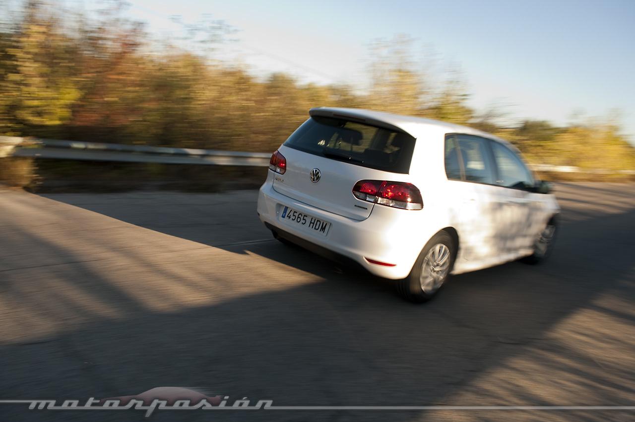 Foto de Volkswagen Golf Bluemotion 1.6 TDI (prueba) (18/31)