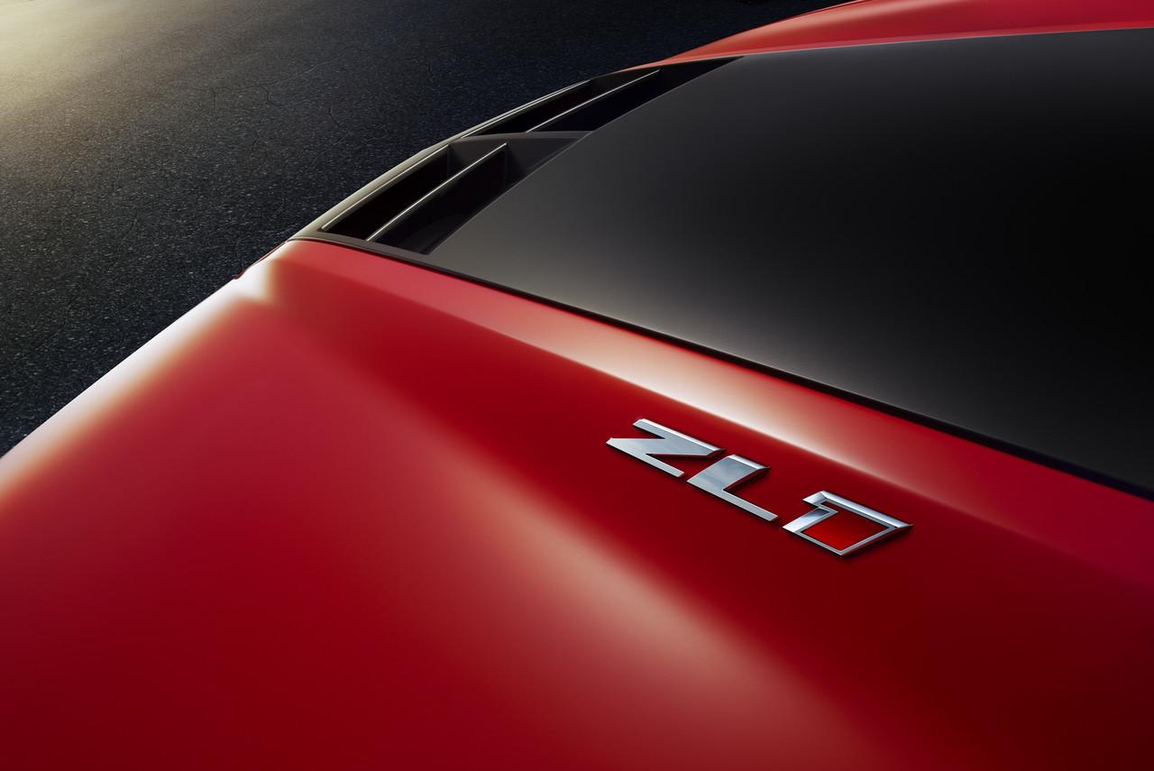 Foto de 2012 Chevrolet Camaro ZL1 (5/11)