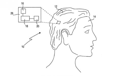 Una peluca inteligente, otra apuesta  de Sony por tecnología para llevar puesta