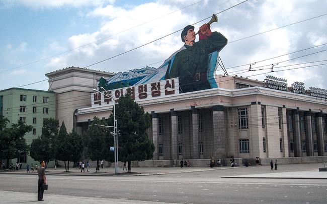 Esta es la siniestra y misteriosa melodía que suena todas las mañanas en Corea del Norte