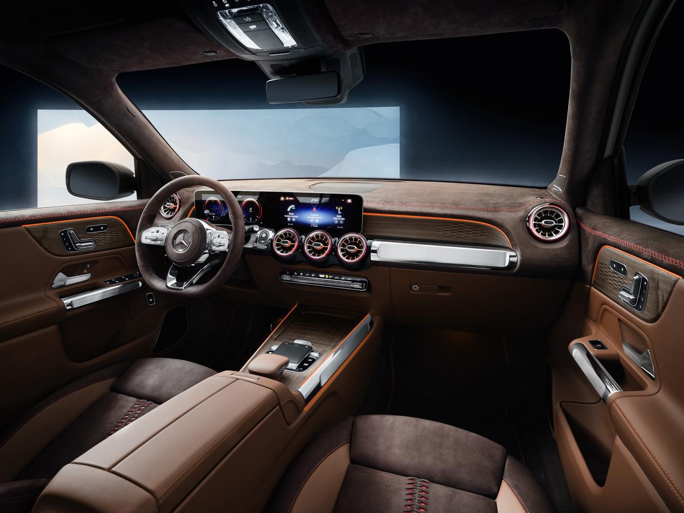 Foto de Mercedes-Benz GLB Concept (14/26)