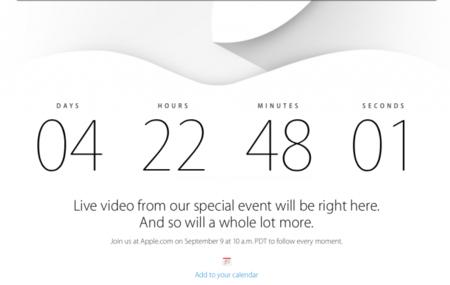 ¡Comienza la cuenta atrás! Apple anuncia transmisión en directo para la próxima Keynote