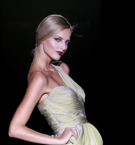 MichaelaKocianova,laverdaderareinadeCibelesMadridFashionWeekPrimavera-Verano2012