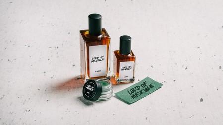 lush perfumes
