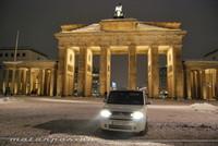 Nissan Cube, presentación y prueba en Berlín (parte 2)