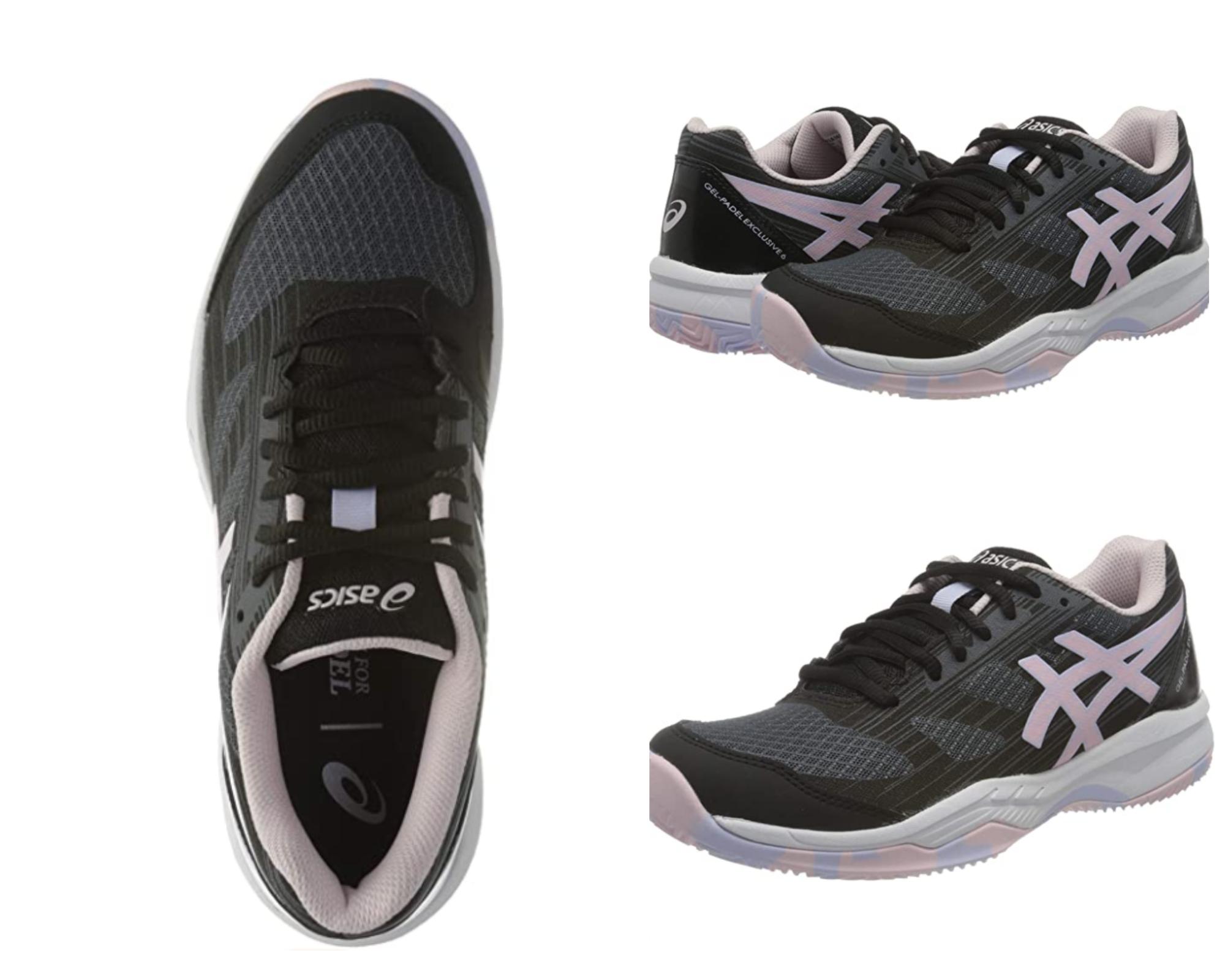 Asics Gel-Padel Exclusive 6, Court Shoe Indoor mujer