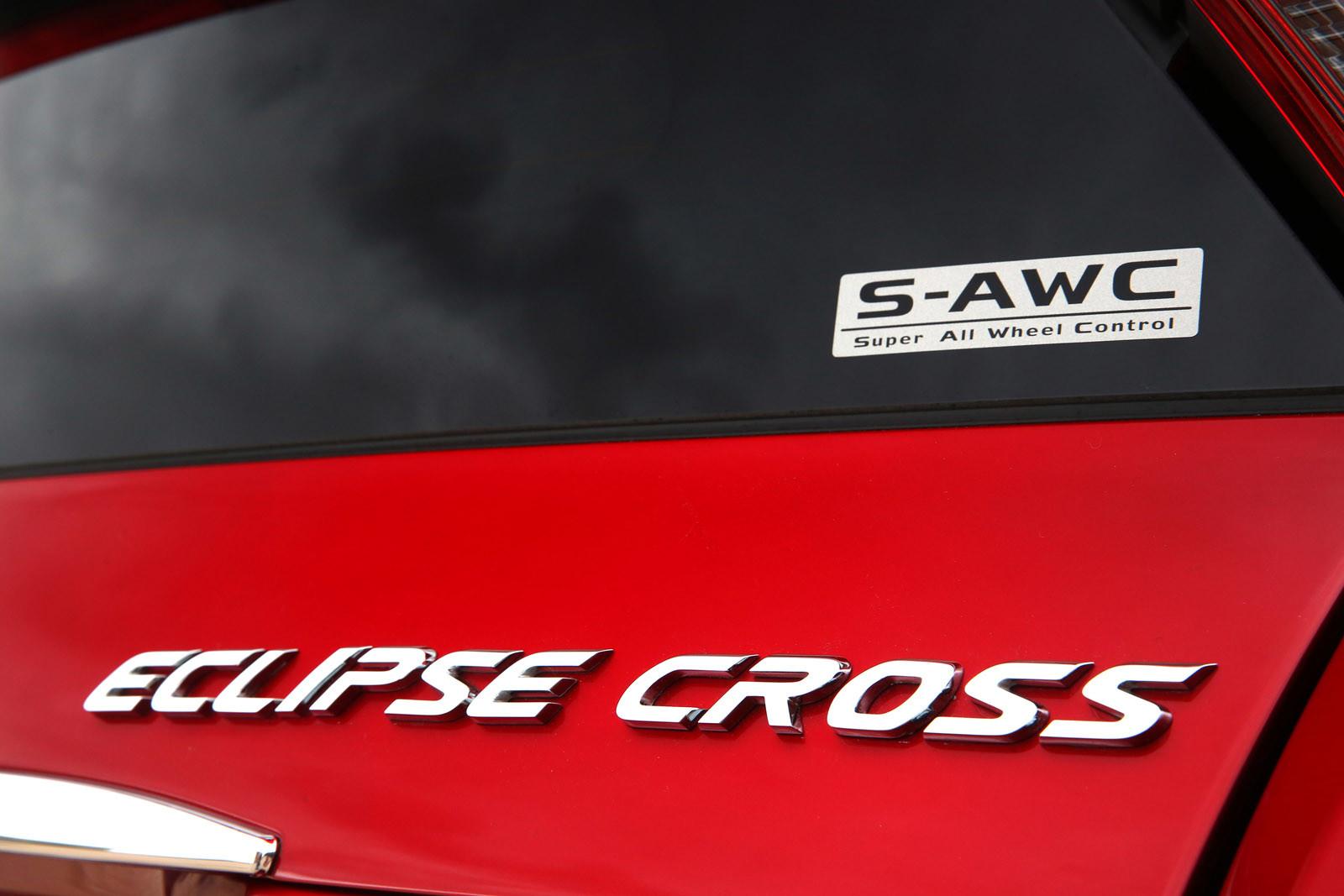 Foto de Mitsubishi Eclipse Cross, toma de contacto (82/124)