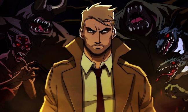Tenebroso tráiler de 'Constantine: City of Demons', el largometraje de animación basado en el exorcista de DC Comics