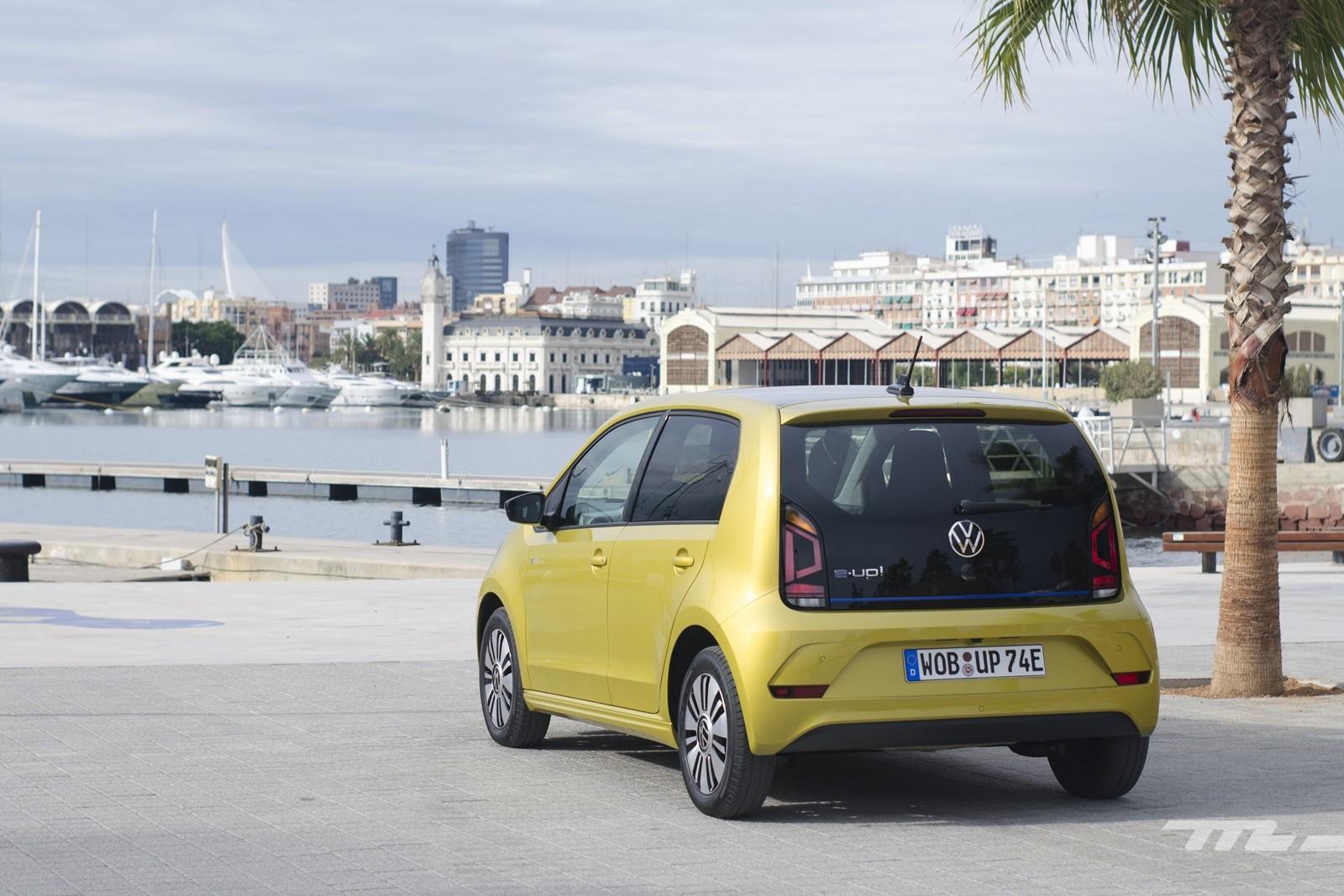Foto de Volkswagen e-up! 2019 prueba contacto (29/33)