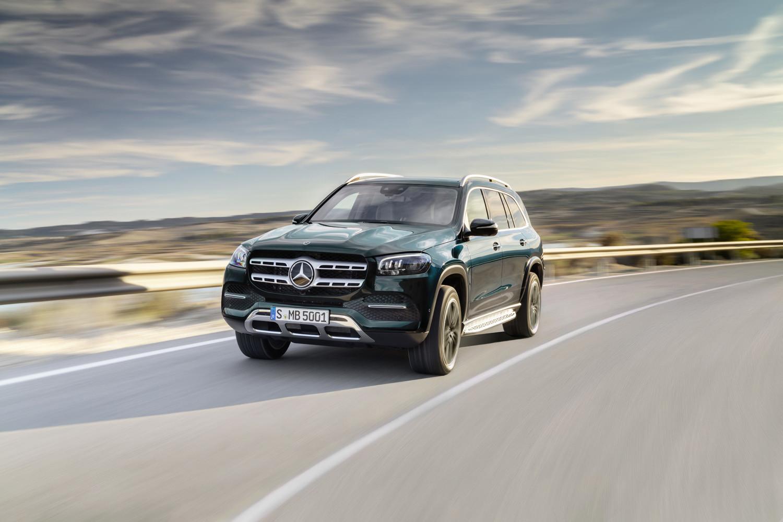 Foto de Mercedes-Benz GLS 2019 (36/68)