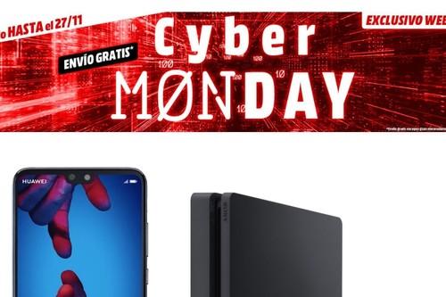 Cyber Monday 2018  en MediaMarkt: las 17 mejores ofertas del momento hasta medianoche