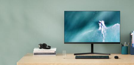 Mi Desktop Monitor 1C, el monitor low cost de Xiaomi con resolución FullHD, rebajadísimo hoy con este cupón: llévatelo por 92 euros