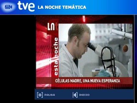 """""""La noche temática"""" dedicada a las células madre"""