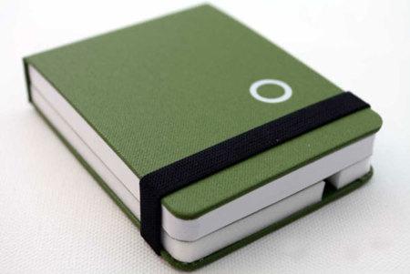 Funda para iPod con libreta incorporada