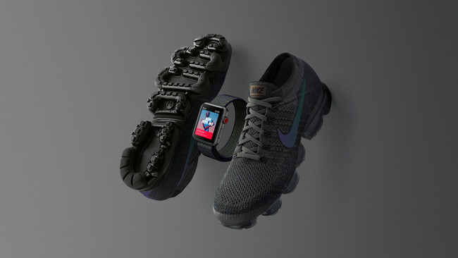 Midnight Fog es la nueva edición limitada del Apple Watch Nike+ Series 3