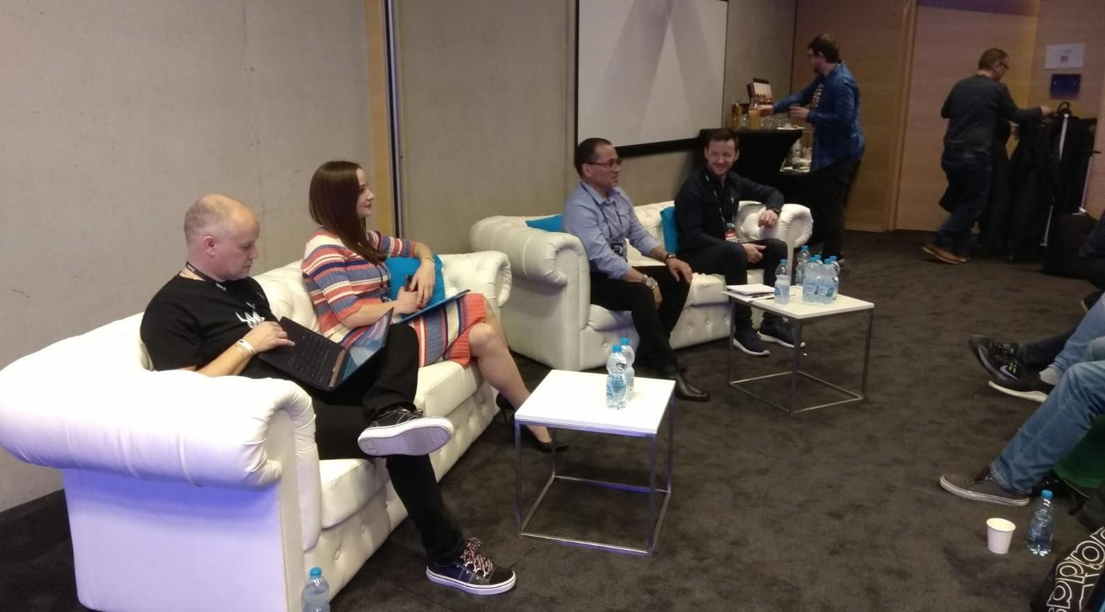c18d551a6 El 5G y la inteligencia artificial, a debate en el futuro de los esports