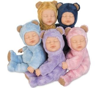 Adorables muñecos de Anne Geddes
