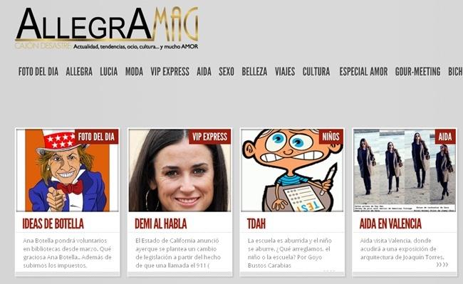 Allegra Mag
