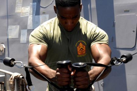 Congestión muscular, ¿necesaria para crecer?