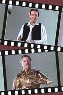 Kevin Spacey en un casting para 'Star Wars'