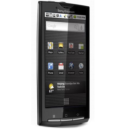 Sony Ericsson dio calabazas a Google y su Nexus One