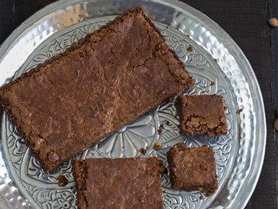 """Brownie de Nutella con avellanas. Deliciosa receta """"antioperación bikini"""""""