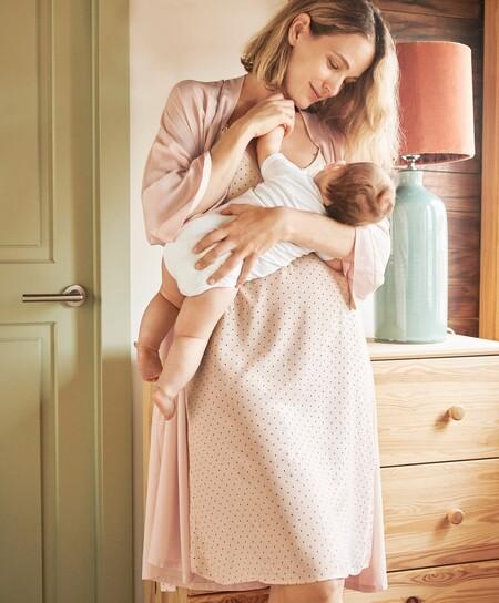 9 nuevos diseños que Oysho ha incluido este otoño 2020 para la época de lactancia y embarazo