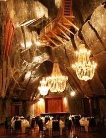 Minas de sal de Wieliczka, un tesoro subterráneo