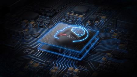 IA infografía Huawei