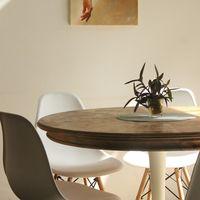 En eBay tenemos estos set de mesa + sillas tan económicos que te harán replantearte tu próxima visita a Ikea