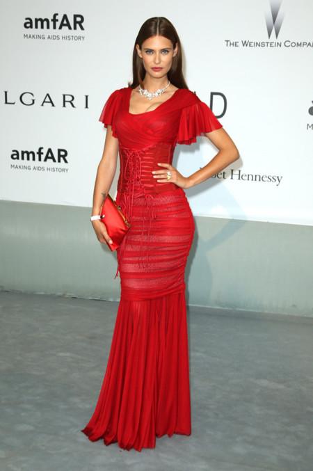 Bianca Balti amfar Cannes 2014