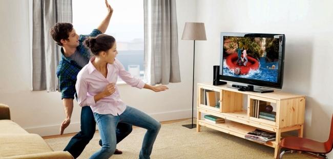 Kinect jugadores